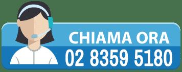 Chiama subito lo 02 8359 5180